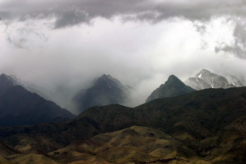 Stormy Afghanistan