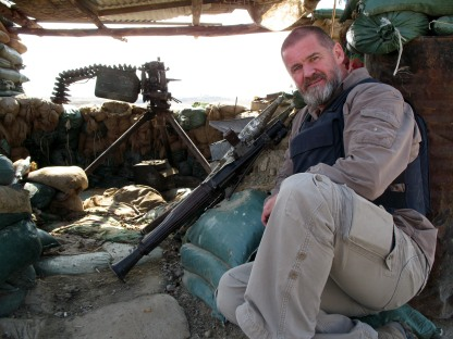 Bob Shepherd, Paktika Province, Afghanistan 2007