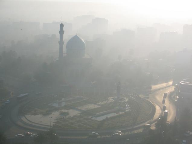 Fog of War?
