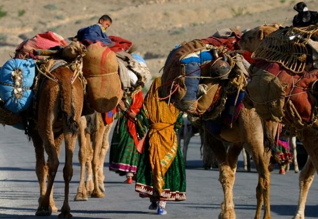 Nomads, Afghanistan