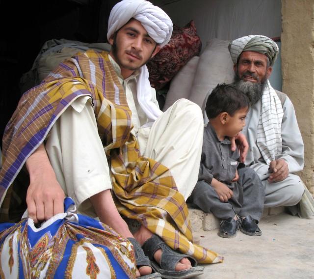 "Self-described Afghan ""Talib"", Quetta, Baluchistan Province, Pakistan"