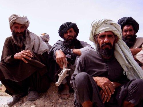 Pashtun in Helmand