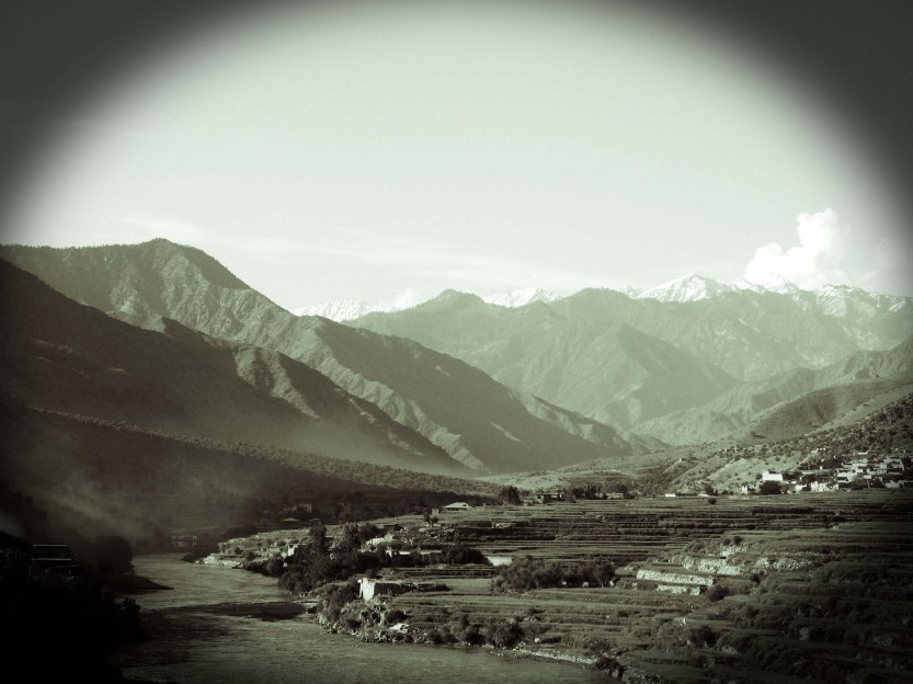 Kunar River Valley, 07