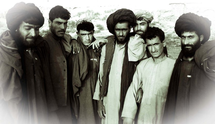Young Taliban group, Helmund 04