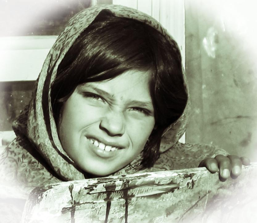 Young artist, Kabul 07