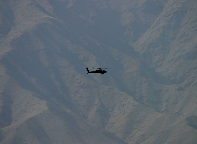 apache afghanistan